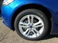 2018 Lightning Blue Ford Fusion SE  photo #9