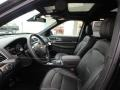 Medium Black Front Seat Photo for 2019 Ford Explorer #131345747