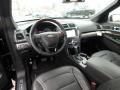 Medium Black Interior Photo for 2019 Ford Explorer #131345822