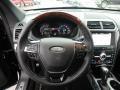 Medium Black Steering Wheel Photo for 2019 Ford Explorer #131345900