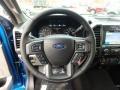 2019 Velocity Blue Ford F150 XLT Sport SuperCrew 4x4  photo #17