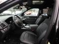 Medium Black Front Seat Photo for 2019 Ford Explorer #131352320