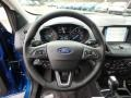 2019 Lightning Blue Ford Escape SEL 4WD  photo #17