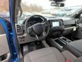 2019 Velocity Blue Ford F150 XLT SuperCrew 4x4  photo #13