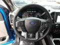 2019 Velocity Blue Ford F150 XLT SuperCrew 4x4  photo #17