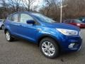 2019 Lightning Blue Ford Escape SEL 4WD  photo #9