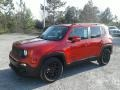 Colorado Red 2018 Jeep Renegade Altitude