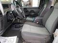 2006 Bright Silver Metallic Jeep Wrangler Unlimited 4x4  photo #5