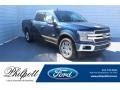 Blue Jeans - F150 King Ranch SuperCrew Photo No. 1