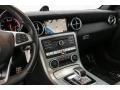 Controls of 2018 SLC 43 AMG Roadster