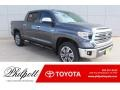 2019 Magnetic Gray Metallic Toyota Tundra 1794 Edition CrewMax 4x4  photo #1