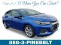 Kinetic Blue Metallic 2019 Chevrolet Cruze Premier Hatchback