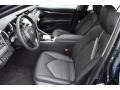 Black Front Seat Photo for 2019 Toyota Camry #131399379