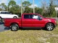 2019 Ruby Red Ford F150 XLT SuperCrew  photo #6