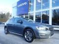 Osmium Grey Metallic 2018 Volvo V60 Cross Country T5 AWD