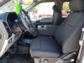 Front Seat of 2019 F150 STX SuperCab