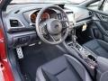 Black Interior Photo for 2019 Subaru Impreza #131407034