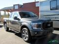2019 Magnetic Ford F150 STX SuperCab 4x4  photo #7