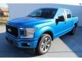 2019 F150 STX SuperCrew Velocity Blue