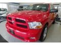 2012 Flame Red Dodge Ram 1500 Express Crew Cab 4x4  photo #1