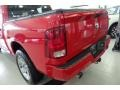 2012 Flame Red Dodge Ram 1500 Express Crew Cab 4x4  photo #3