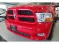 2012 Flame Red Dodge Ram 1500 Express Crew Cab 4x4  photo #7