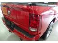 2012 Flame Red Dodge Ram 1500 Express Crew Cab 4x4  photo #10