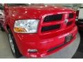 2012 Flame Red Dodge Ram 1500 Express Crew Cab 4x4  photo #12