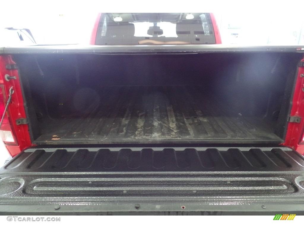 2012 Ram 1500 Express Crew Cab 4x4 - Flame Red / Dark Slate Gray/Medium Graystone photo #31