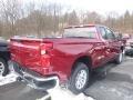 Cajun Red Tintcoat - Silverado 1500 LT Double Cab 4WD Photo No. 6