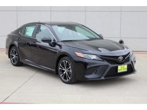 2019 Toyota Camry SE Data, Info and Specs