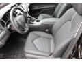 Black 2019 Toyota Camry Interiors