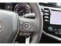 Black Steering Wheel Photo for 2019 Toyota Camry #131455924