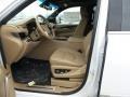 2019 Cadillac Escalade Maple Sugar/Jet Black Accents Interior Interior Photo