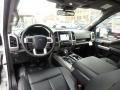 2019 F150 Lariat SuperCrew 4x4 Black Interior