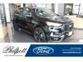 Agate Black 2019 Ford Edge ST AWD