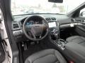 2019 Ford Explorer Medium Black Interior Interior Photo