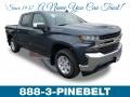 Shadow Gray Metallic 2019 Chevrolet Silverado 1500 LT Crew Cab