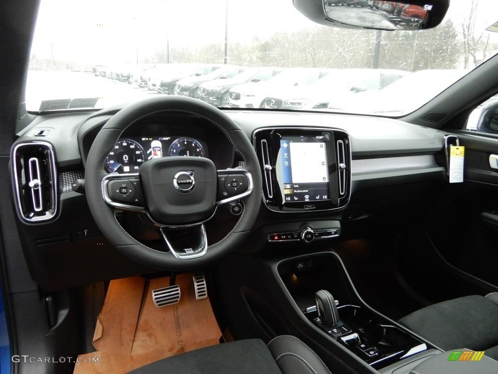 Charcoal Interior 2019 Volvo Xc40 T5 R Design Awd Photo 131482497 Gtcarlot Com