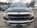 2019 Black Forest Green Pearl Ram 1500 Big Horn Crew Cab 4x4  photo #8