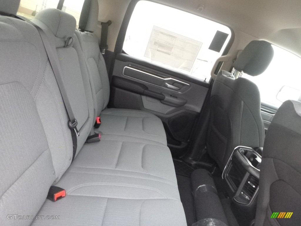 2019 1500 Big Horn Crew Cab 4x4 - Black Forest Green Pearl / Black/Diesel Gray photo #12