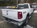 Ivory Tri–Coat - 1500 Laramie Crew Cab 4x4 Photo No. 6