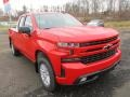 2019 Red Hot Chevrolet Silverado 1500 RST Double Cab 4WD  photo #14