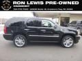 Black Ice Metallic 2013 Cadillac Escalade Platinum AWD