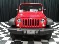 Flame Red - Wrangler Sport 4x4 Photo No. 3