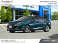 Pacific Blue Metallic 2019 Chevrolet Cruze LT