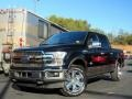 Shadow Black 2018 Ford F150 King Ranch SuperCrew 4x4