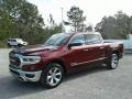 Delmonico Red Pearl - 1500 Limited Crew Cab Photo No. 1