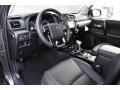 Front Seat of 2019 4Runner SR5 4x4