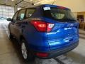 2019 Lightning Blue Ford Escape S  photo #3
